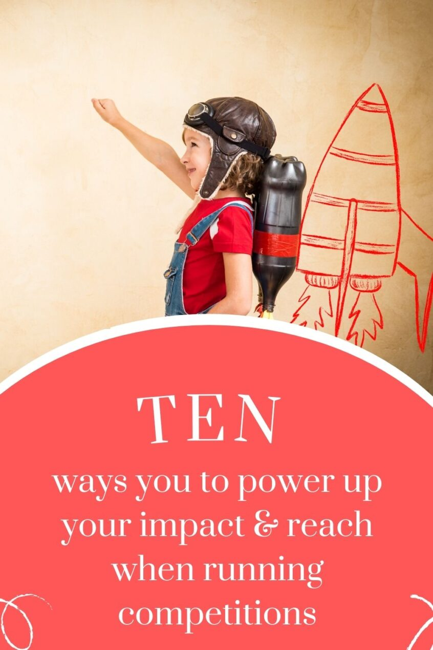 10 Ways to Increase your Compeition reach