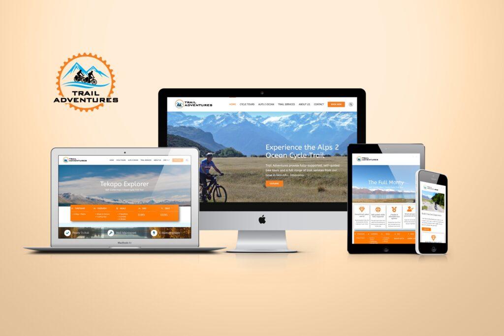 Trail Adventures Website